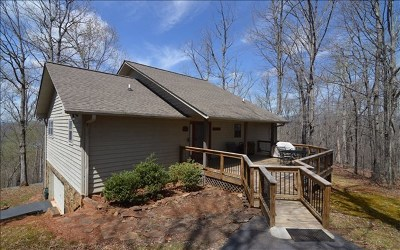 Hayesville Single Family Home For Sale: 577 Eagles View Road