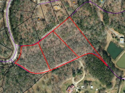 Murphy Residential Lots & Land For Sale: 1,2,3 Persimmon Branch Rd