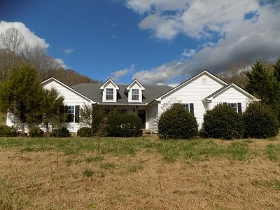Andrews Single Family Home Under Contract: 251 Poplar Cove Drive