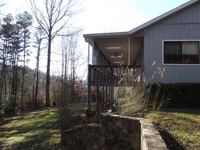 Murphy Single Family Home For Sale: 353 Woodside Acres Dr.