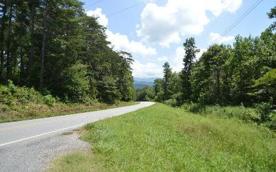Young Harris Residential Lots & Land For Sale: Hwy 66