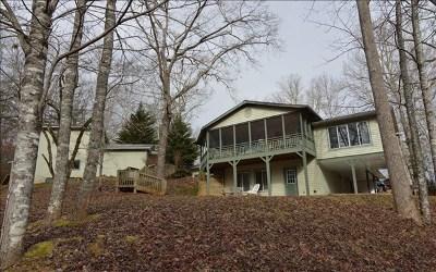 Brasstown Single Family Home For Sale: 43 Fox Hunter Lane