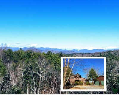 Murphy NC Single Family Home For Sale: $349,800