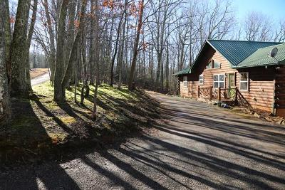 Murphy Single Family Home For Sale: 295 Beaver Gap Rd
