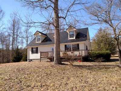Murphy NC Single Family Home For Sale: $145,500
