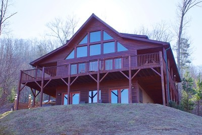 Murphy NC Single Family Home For Sale: $319,900