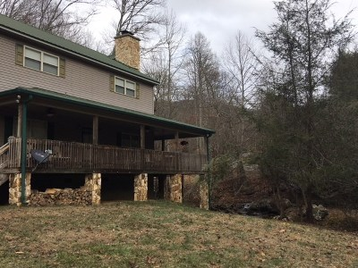 Robbinsville Single Family Home For Sale: 3975 Mountain Creek Road