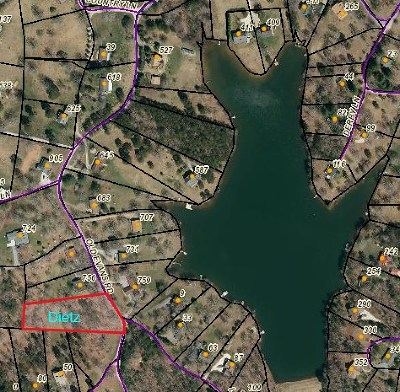 Murphy Residential Lots & Land For Sale: Lot 9 Old Evans Rd