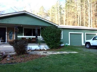 Murphy NC Single Family Home For Sale: $129,000