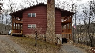 Hayesville Single Family Home For Sale: 288 Riverfront Drive