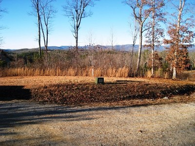 Murphy Residential Lots & Land For Sale: Lot 17 Paw Paw Trail