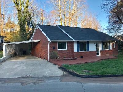 Murphy NC Single Family Home For Sale: $102,500