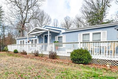 Murphy NC Single Family Home For Sale: $124,800