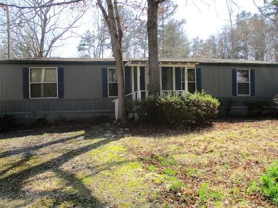 Murphy NC Single Family Home For Sale: $139,900