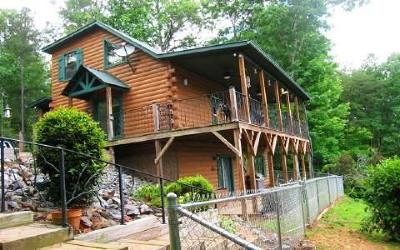 Murphy NC Single Family Home For Sale: $219,000
