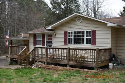 Murphy NC Single Family Home For Sale: $179,999