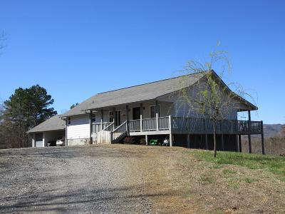 Murphy NC Single Family Home For Sale: $195,000