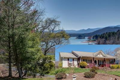 Hayesville Single Family Home For Sale: 925 Chatuge Lane