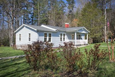 Murphy NC Single Family Home For Sale: $164,900