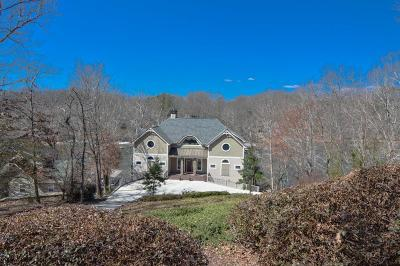 Hayesville Single Family Home For Sale: 265 Hidden Cove Crossover