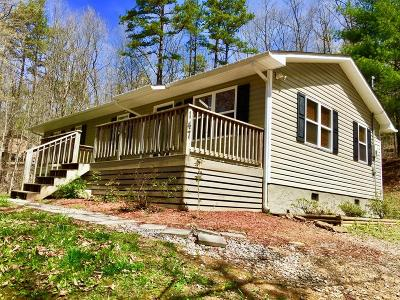 Murphy NC Single Family Home For Sale: $129,900