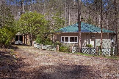 Brasstown Single Family Home For Sale: 398 Possum Holler Trail