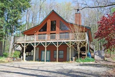 Andrews Single Family Home Under Contract: 56 Smith Knob Road