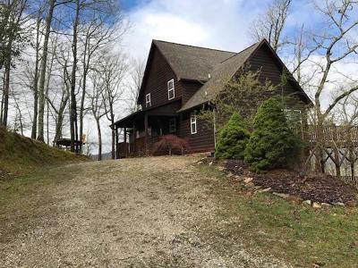 Topton Single Family Home For Sale: 195 Lake Ridge Drive