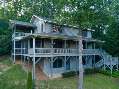 Topton Single Family Home For Sale: 366 Vista Loop Road
