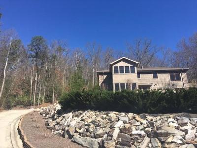 Robbinsville Single Family Home For Sale: 320 Sweeten Creek Road