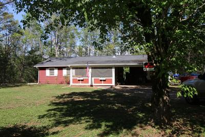 Murphy NC Single Family Home For Sale: $78,000