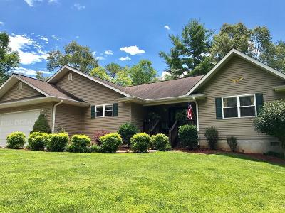 Murphy NC Single Family Home For Sale: $289,900