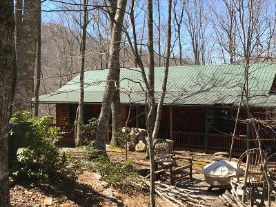 Topton Single Family Home For Sale: 305 Junaluska Road