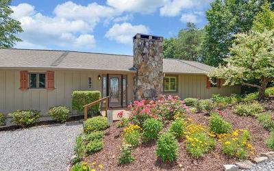 Hayesville Single Family Home For Sale: 897 Smokerise Drive