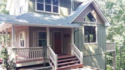 Warne Single Family Home For Sale: 1706 Deer Valley Rd