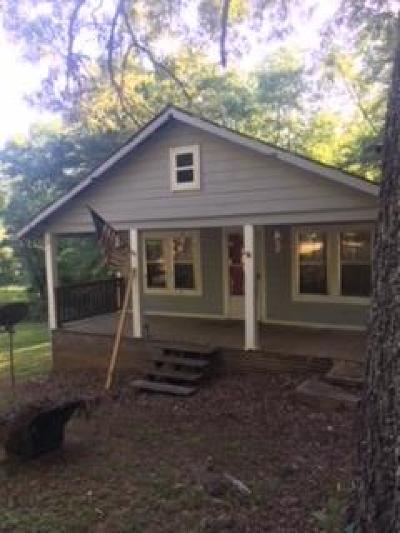 Murphy Single Family Home For Sale: 615 Felix Rd