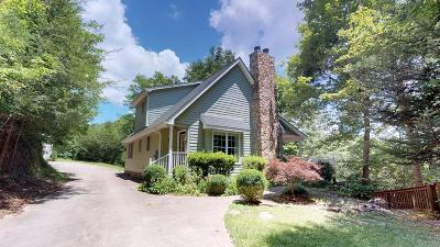 Topton Single Family Home For Sale: 2928 Little Choga Rd