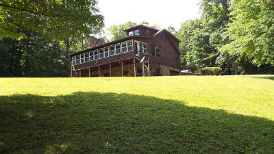 Hayesville Single Family Home For Sale: 379 West Cherry Road