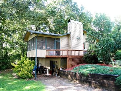 Hayesville Single Family Home For Sale: 2057 Peckerwood Road