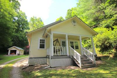 Topton Single Family Home For Sale: 682 Windingstairs Road