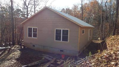 Murphy NC Single Family Home For Sale: $173,000