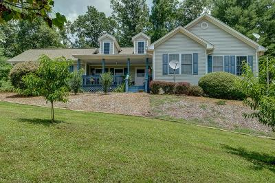 Murphy NC Single Family Home For Sale: $184,900