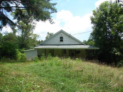 Murphy NC Single Family Home For Sale: $59,900
