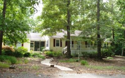 Young Harris Single Family Home For Sale: 2948 Hendriske Lane