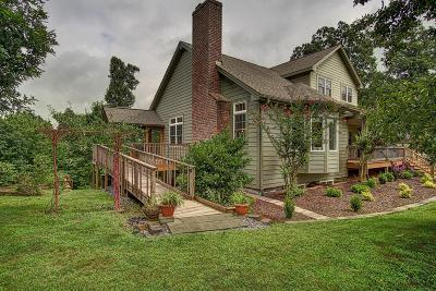 Warne Single Family Home Under Contract: 943 White Oak Drive