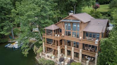 Robbinsville Single Family Home For Sale: 60 Lakeside Dr