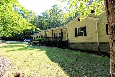 Murphy NC Single Family Home Under Contract: $199,000