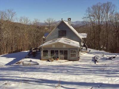 Brasstown Single Family Home For Sale: 73 Fox Hunter Trail