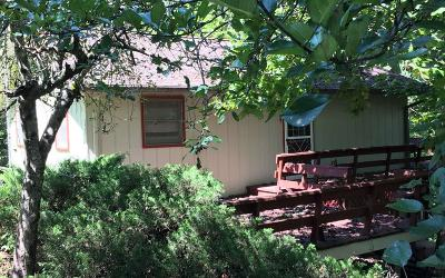Hayesville Single Family Home For Sale: 162 Knob Hill Lane
