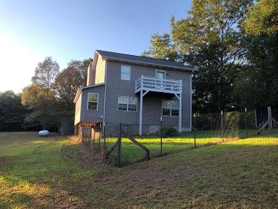 Murphy Single Family Home For Sale: 89 Brittany Ln